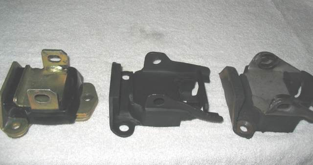 Slotted holes on gm engine mounts team camaro tech for Big block camaro motor mounts