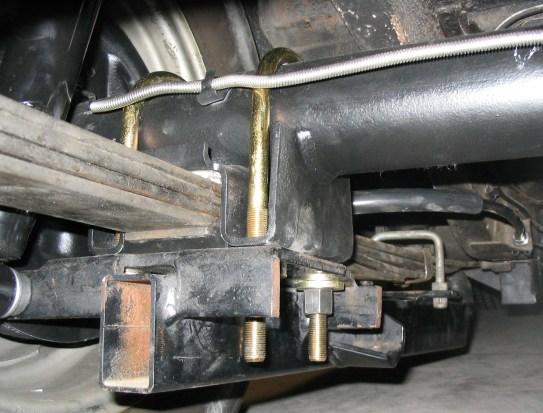 Anyone Make Aluminum Traction Bars Team Camaro Tech